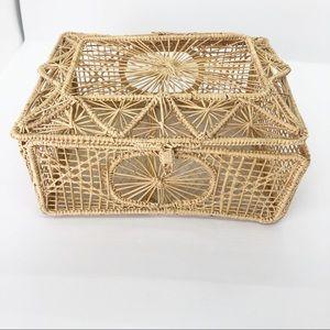 Other - Boho basket